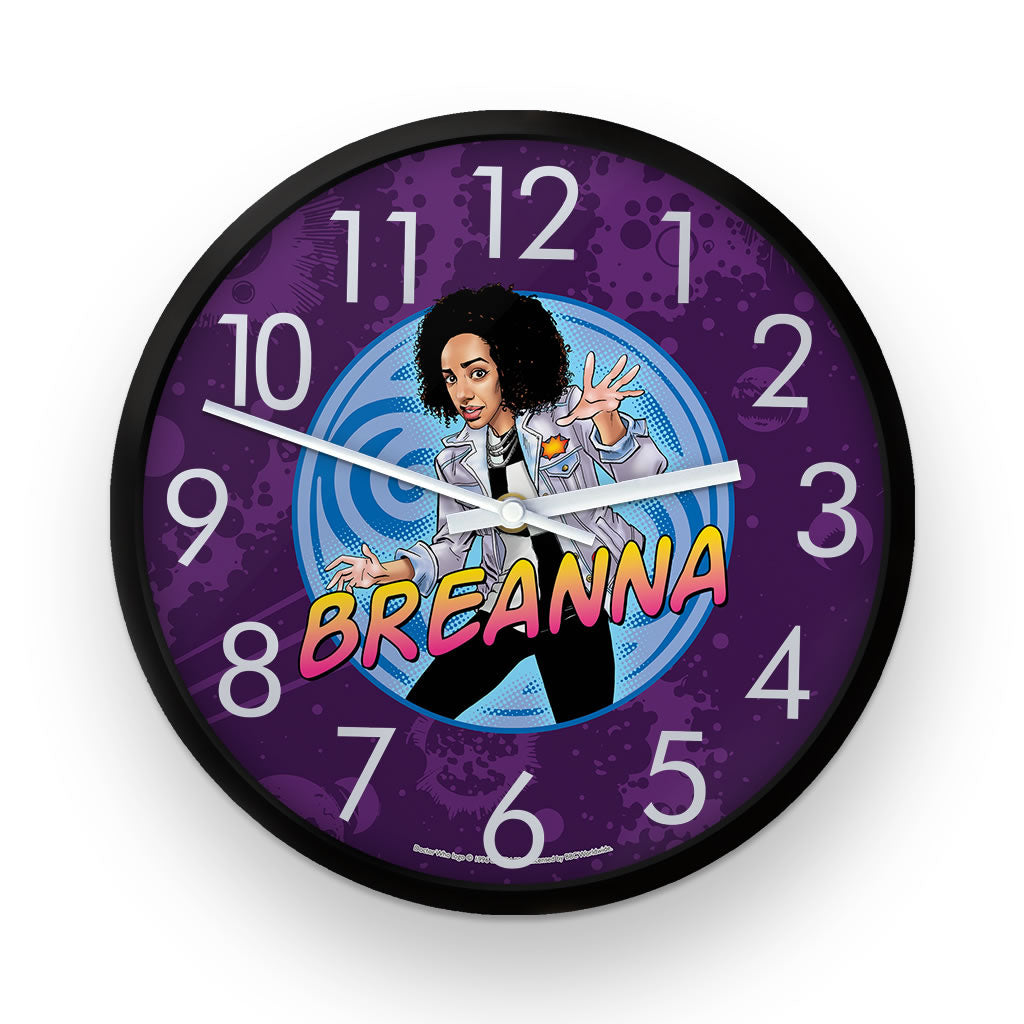 Bill Potts Personalised Clock