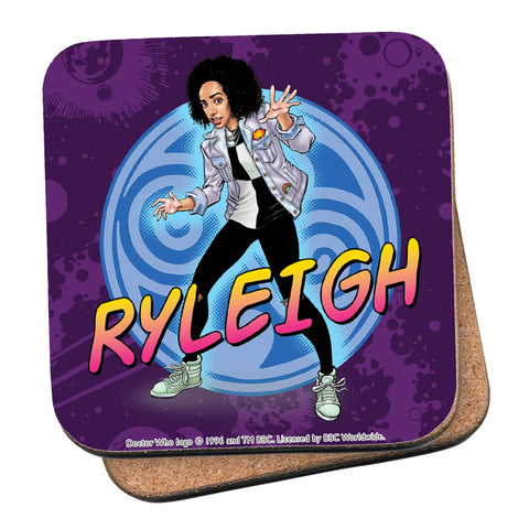 Bill Potts Personalised Coaster