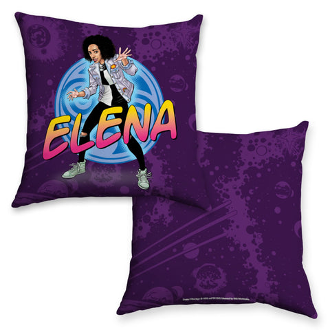 Bill Potts Personalised Cushion