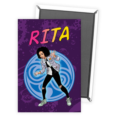 Bill Potts Personalised Magnet