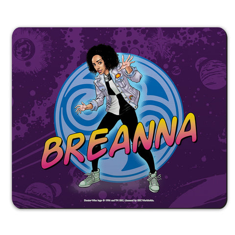 Bill Potts Personalised Mousemat