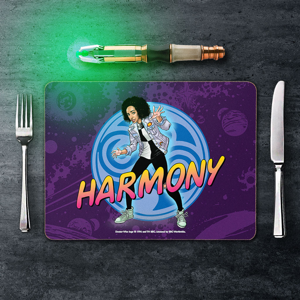 Bill Potts Personalised Placemat (Lifestyle)