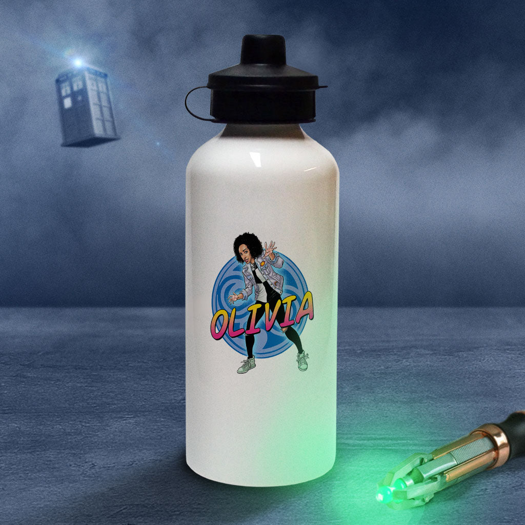 Bill Potts Personalised Water Bottle (Lifestyle)