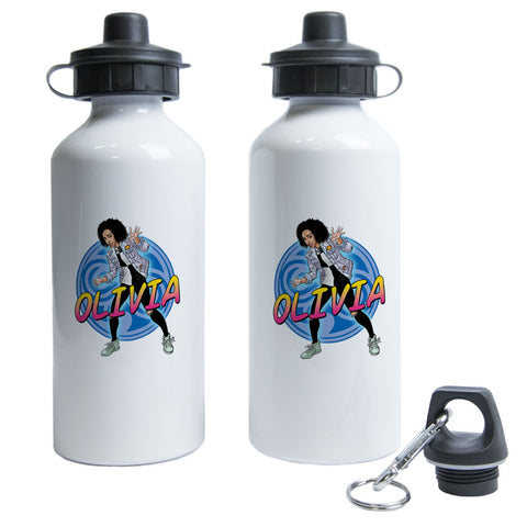 Bill Potts Personalised Water Bottle