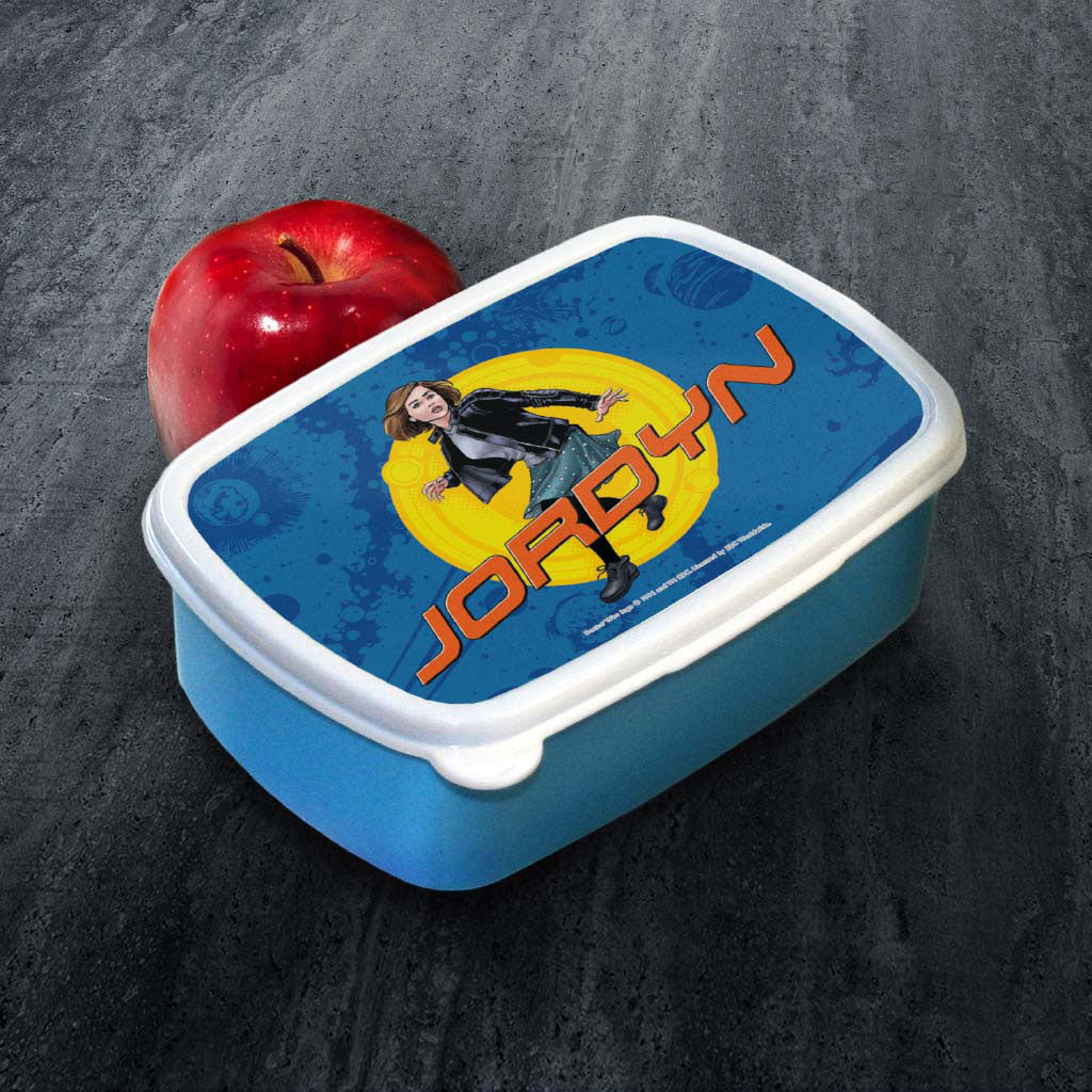 Clara Oswald Personalised Lunchbox (Lifestyle)