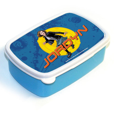 Clara Oswald Personalised Lunchbox