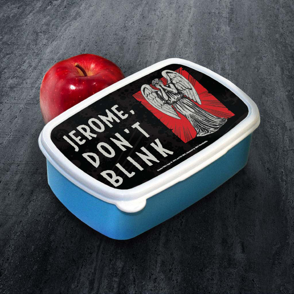 Weeping Angel Personalised Lunchbox (Lifestyle)
