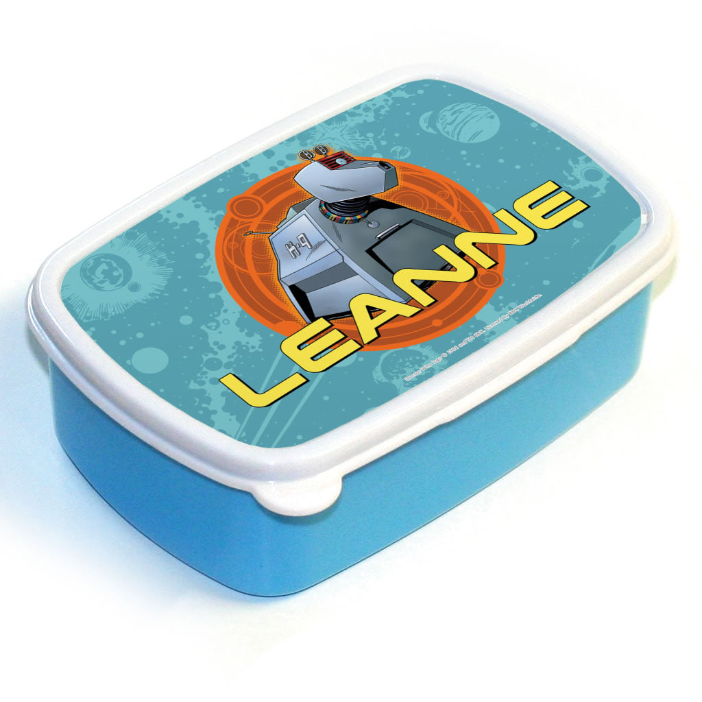 K9 Personalised Lunchbox