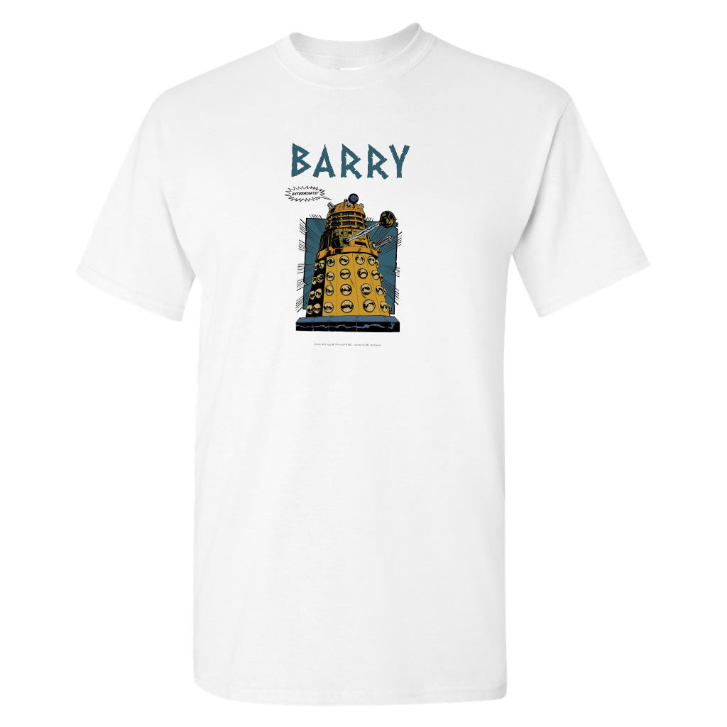 Dalek Personalised T-Shirt