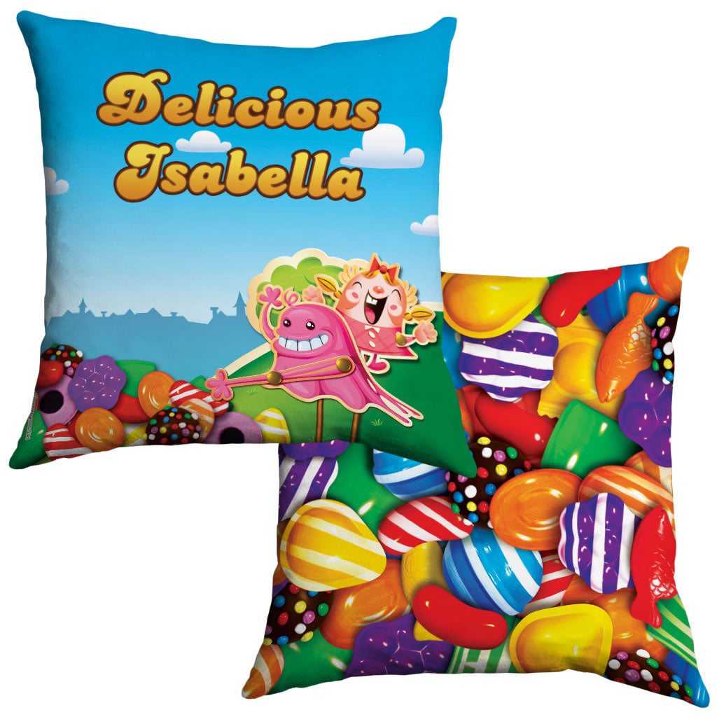 Bubblegum Troll Grab Cushion