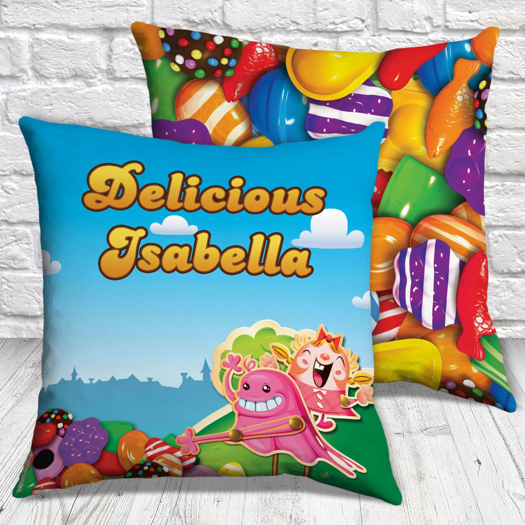 Bubblegum Troll Grab Cushion (Lifestyle)