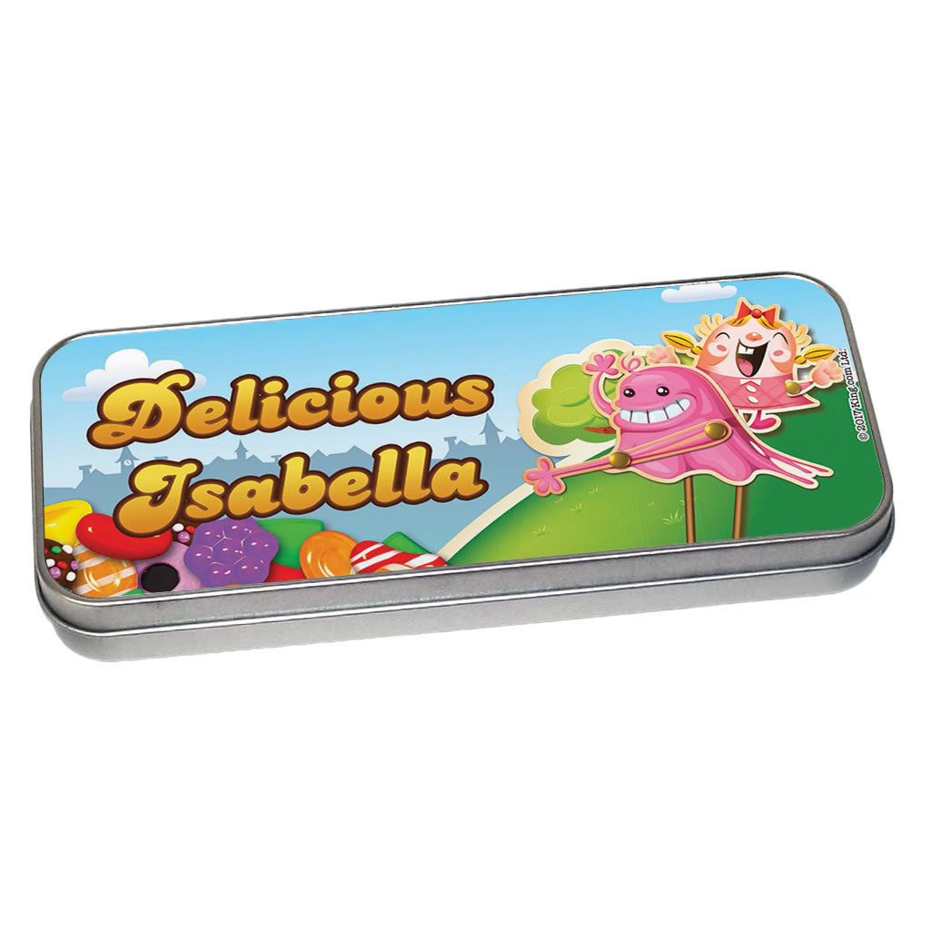 Bubblegum Troll Grab Pencil Tin