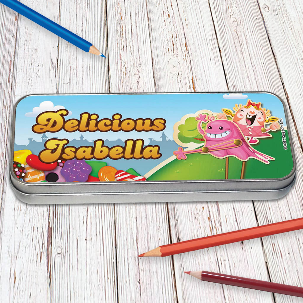 Bubblegum Troll Grab Pencil Tin (Lifestyle)