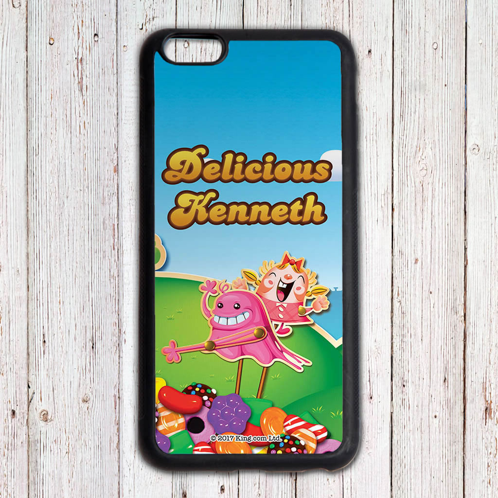 Bubblegum Troll Grab Phone Case (Lifestyle)