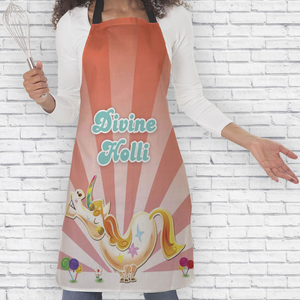 Misty The Unicorn Apron (Lifestyle)