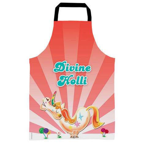 Misty The Unicorn Apron