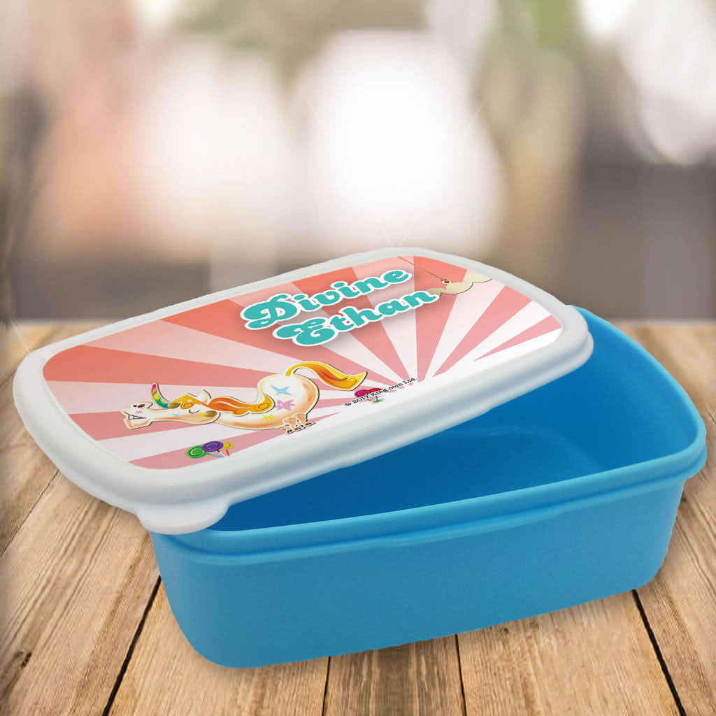 Misty The Unicorn Lunch Box (Lifestyle)