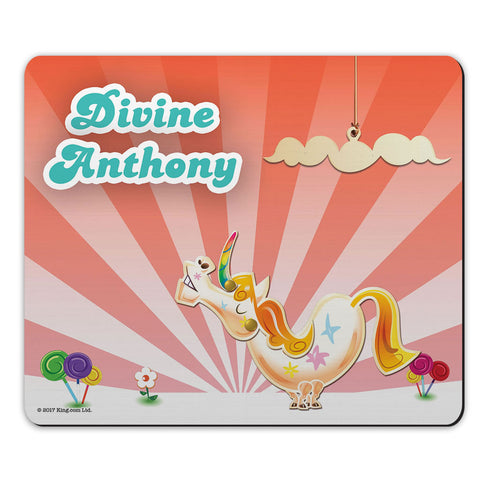 Misty The Unicorn Mouse Mat