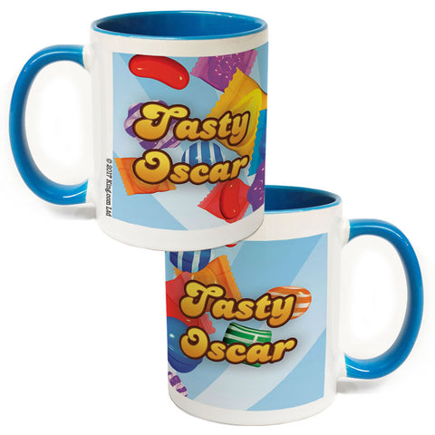 Falling candies Coloured Insert Mug