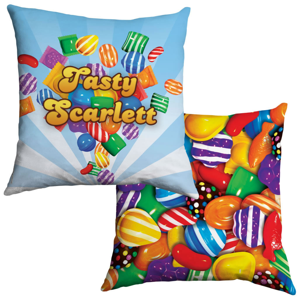 Falling candies Cushion