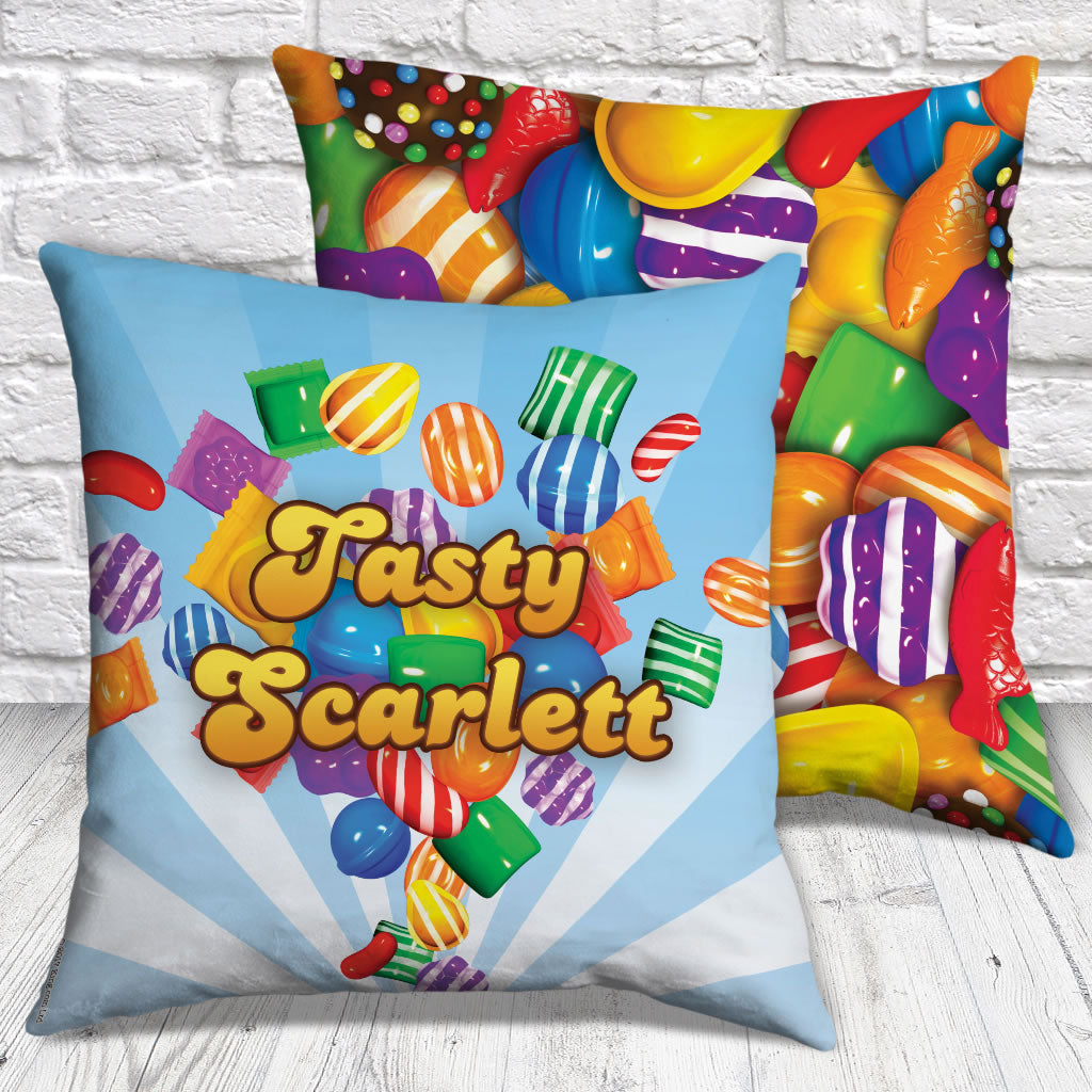 Falling candies Cushion (Lifestyle)