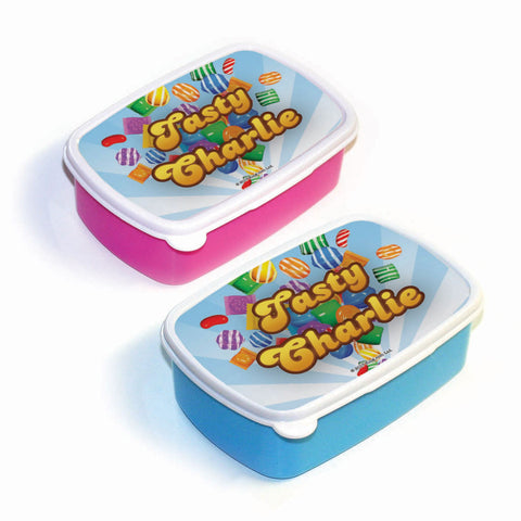 Falling candies Lunch Box