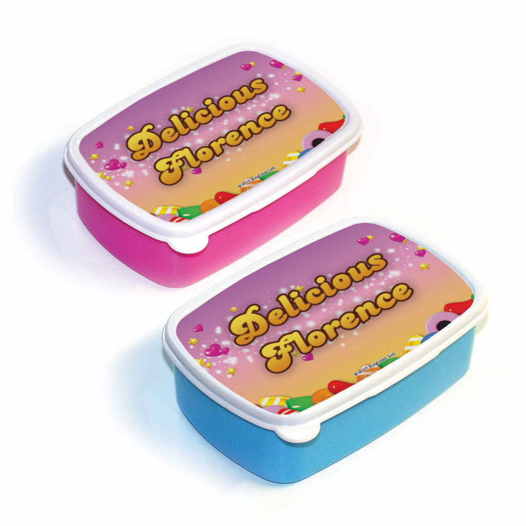 Candy Sparkle Lunch Box