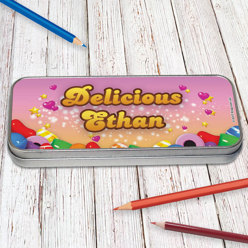 Candy Sparkle Pencil Tin (Lifestyle)