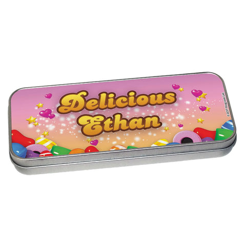 Candy Sparkle Pencil Tin