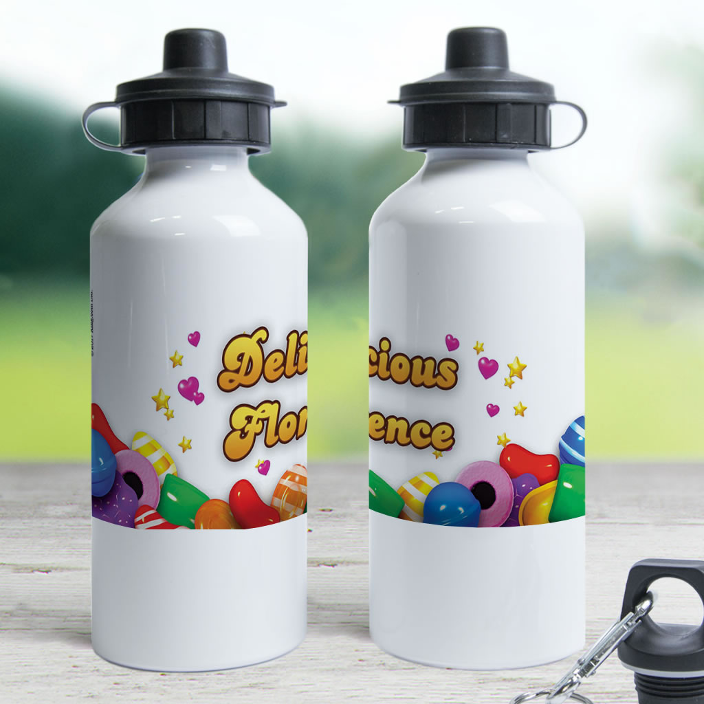 Candy Sparkle Water Bottle (Lifestyle)