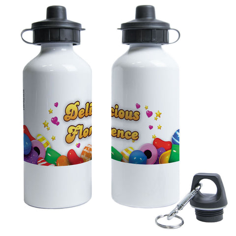 Candy Sparkle Water Bottle