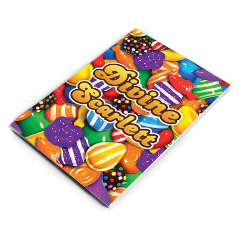 Candies Notepad