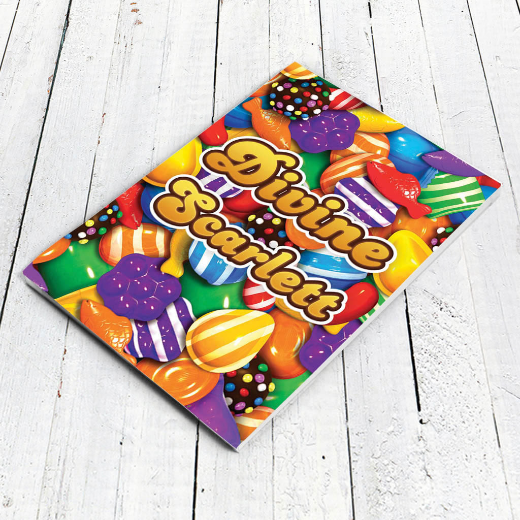 Candies Notepad (Lifestyle)