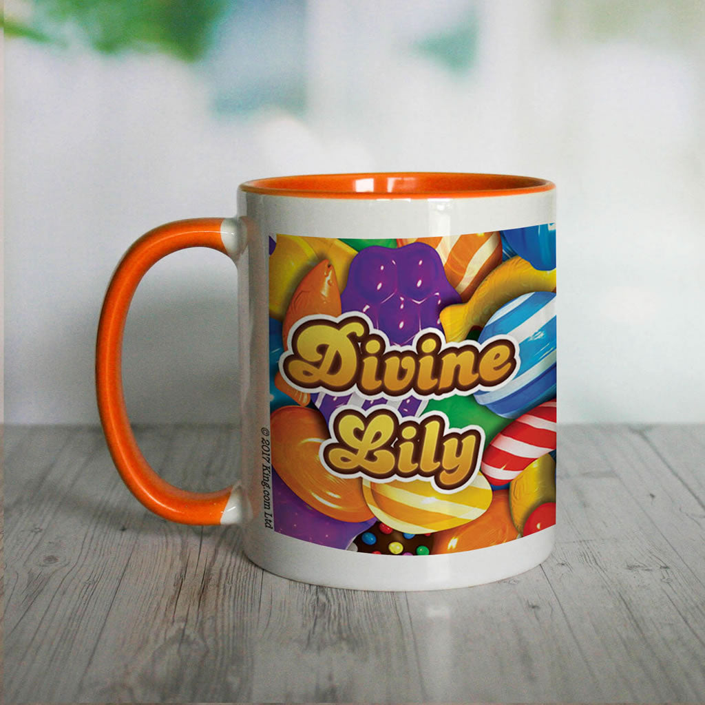 Candies Coloured Insert Mug (Lifestyle Front)