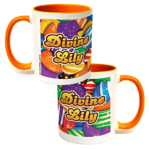 Candies Coloured Insert Mug