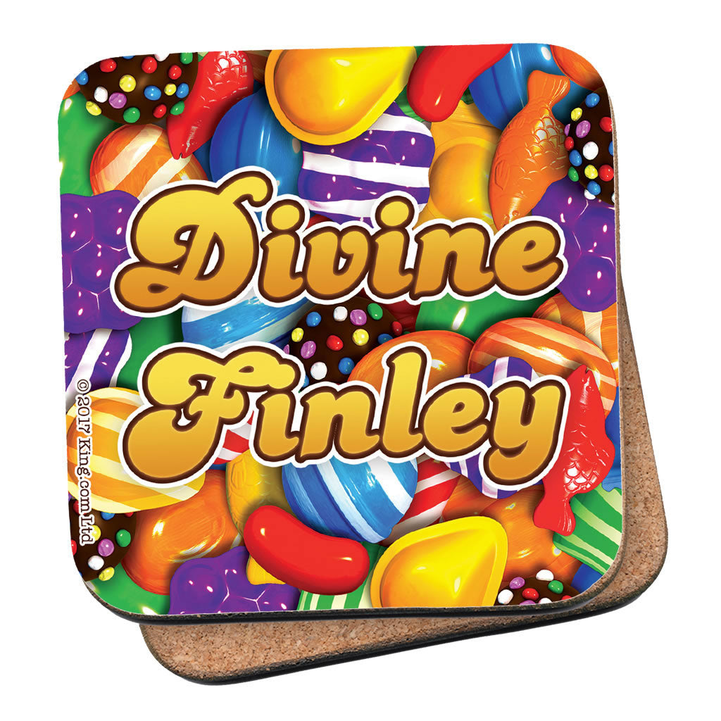 Candies Coaster