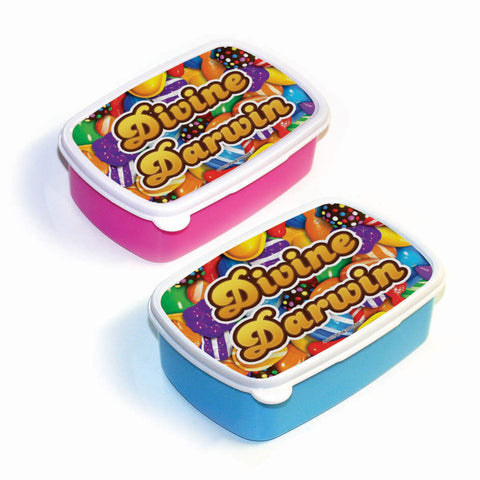 Candies Lunch Box