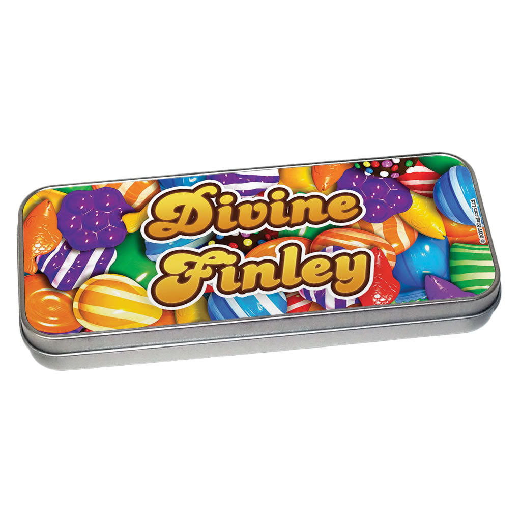Candies Pencil Tin