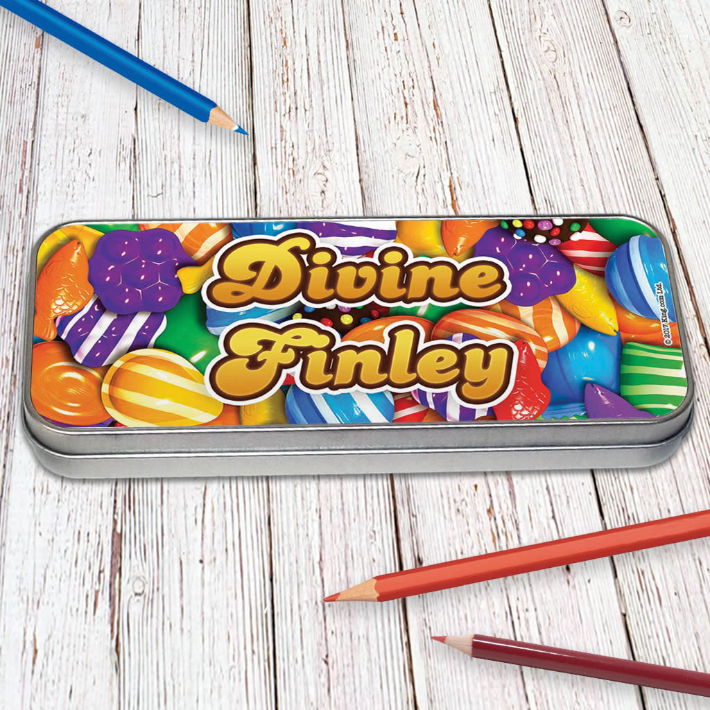 Candies Pencil Tin (Lifestyle)