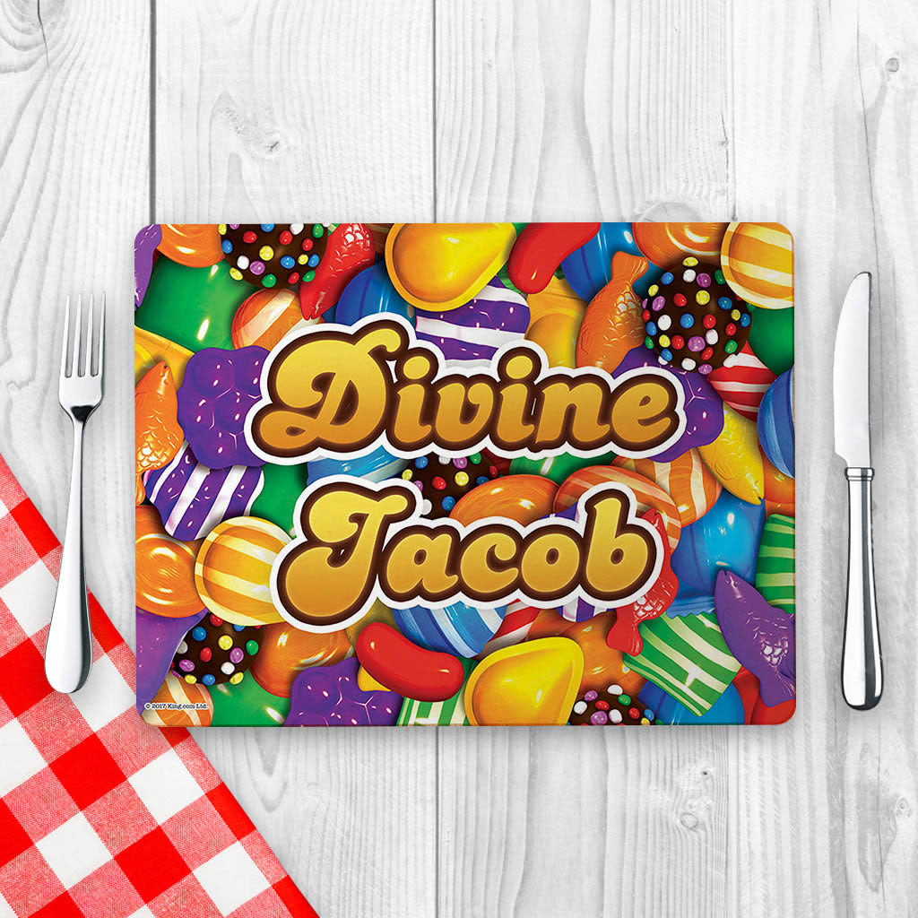 Candies Placemat (Lifestyle)