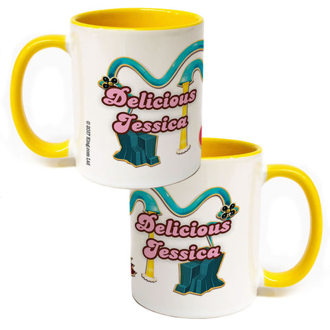 Denize Coloured Insert Mug