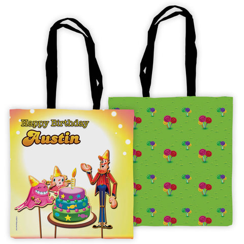 Happy Birthday Premium Tote