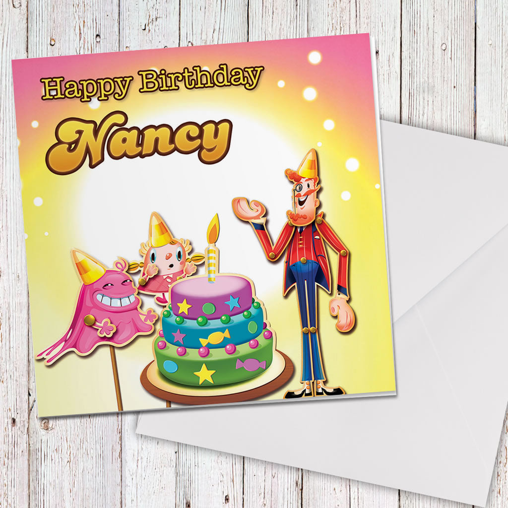 Happy Birthday Greeting Card (Lifestyle)