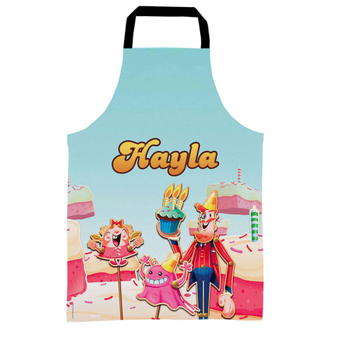 Tiffi & Mr Toffee Cake Apron