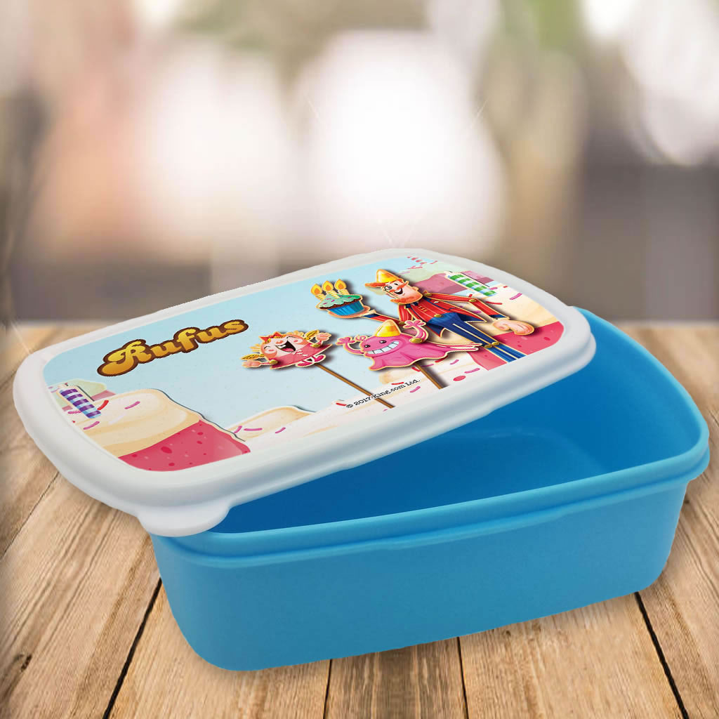 Tiffi & Mr Toffee Cake Lunch Box (Lifestyle)