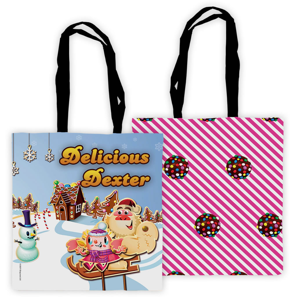 Merry Christmas Mr Yetti Premium Tote