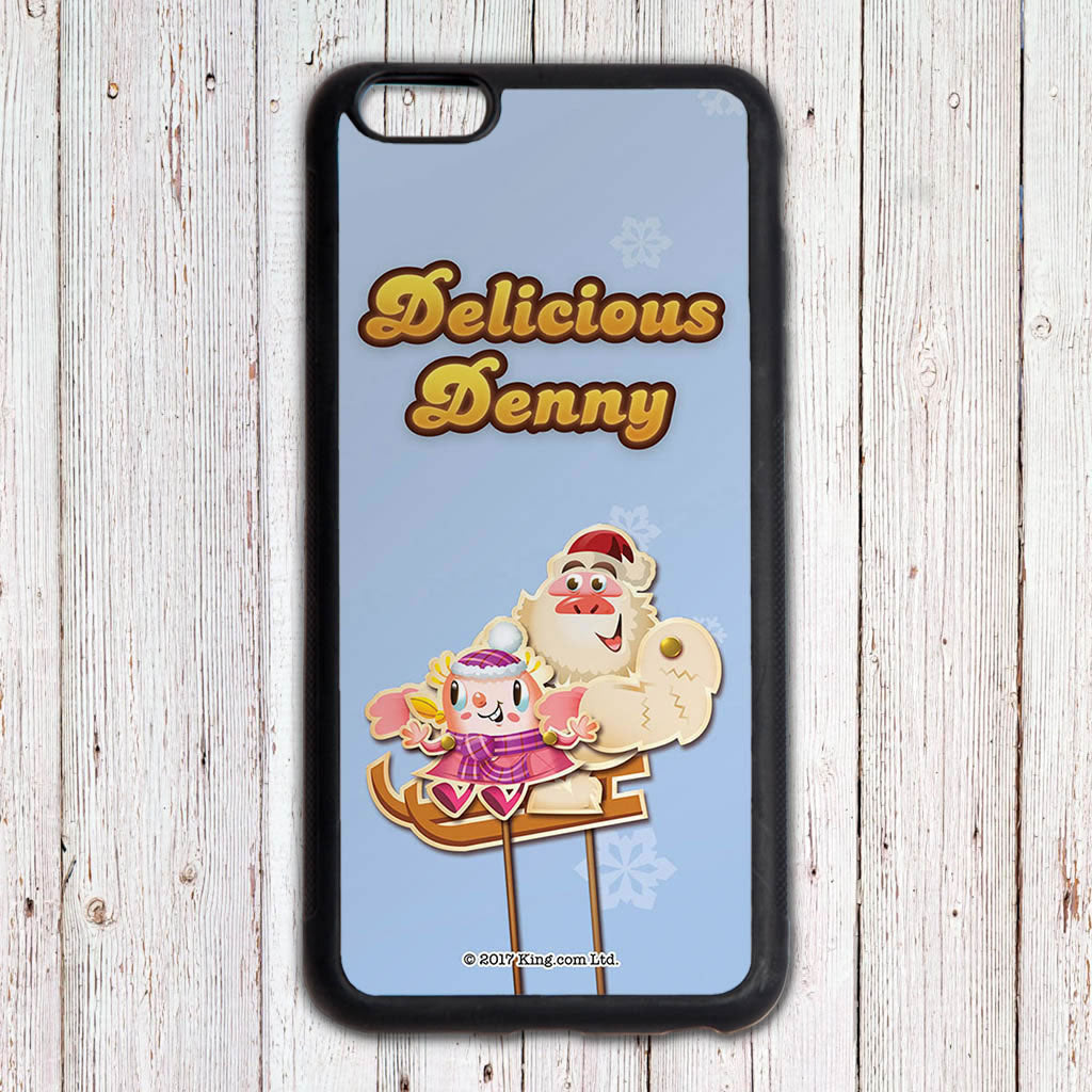 Merry Christmas Mr Yetti Phone Case (Lifestyle)
