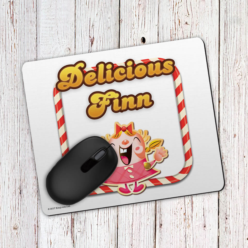 Delicious Tiffy Mouse Mat (Lifestyle)
