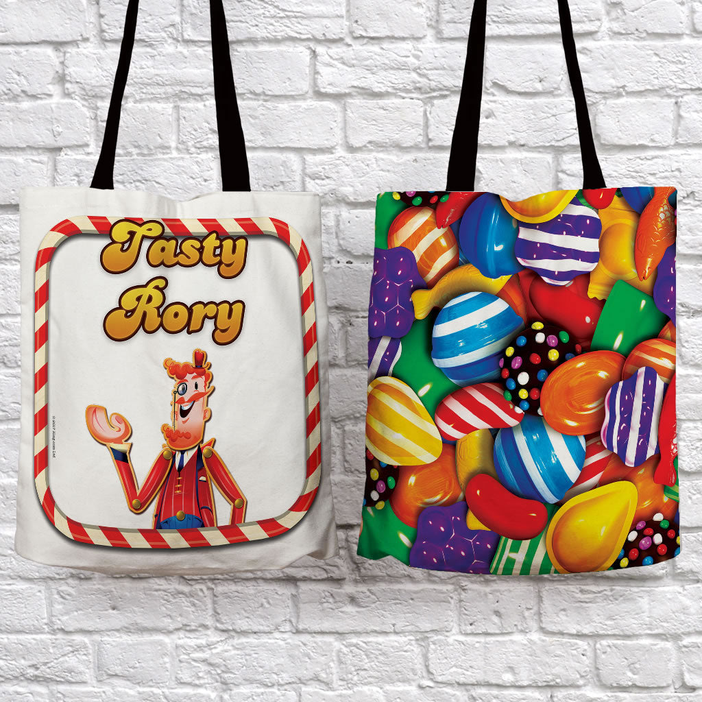 Tasty Mr Toffee Premium Tote (Lifestyle)