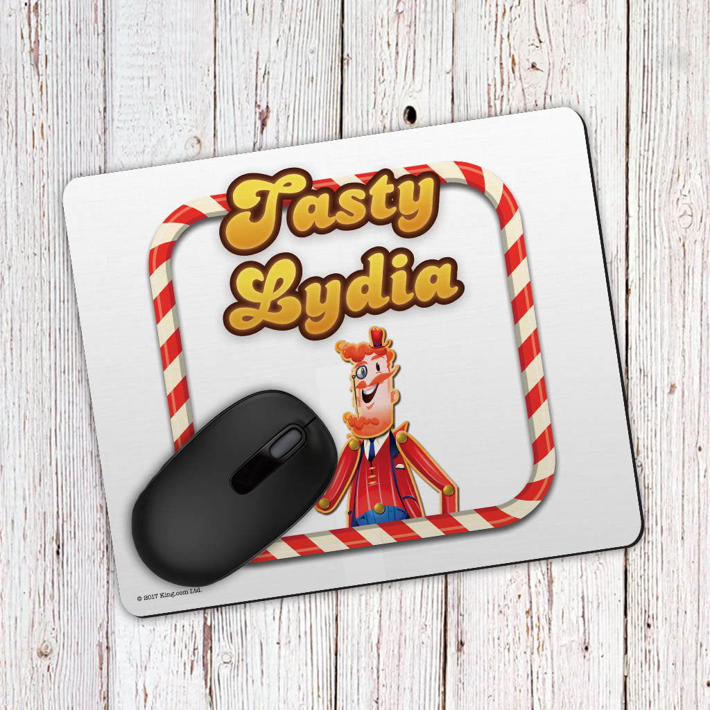 Tasty Mr Toffee Mouse Mat (Lifestyle)